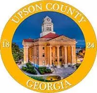 Upson County GA Logo