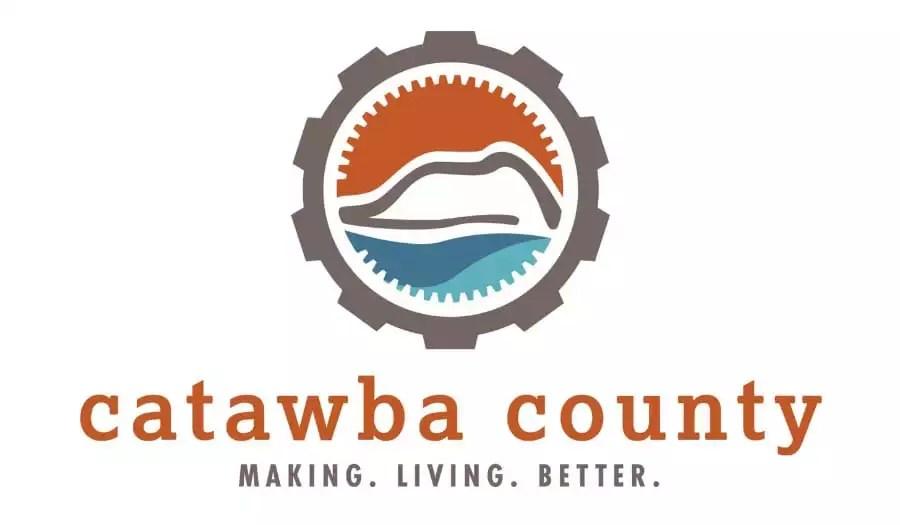 Catawba County NC Logo