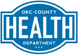 Oklahoma County Health Dept. OK logo