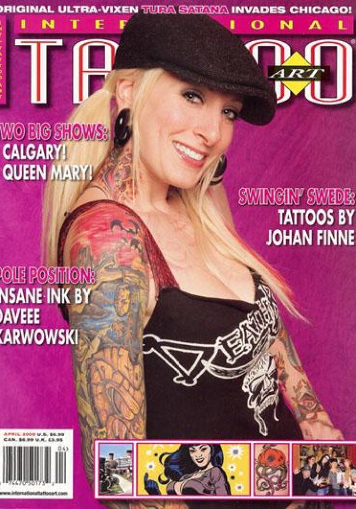 tattoo magazines – AZL