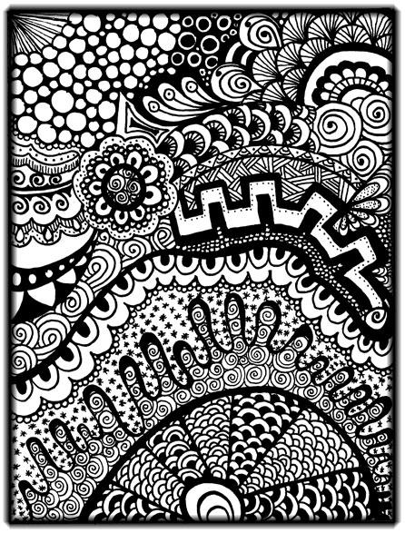 Doodles Amp Tangles Zendoodle Art Amp Stuff