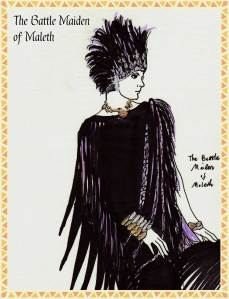 13-maleth-battle-maiden