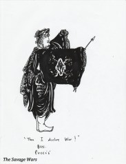 bres i declare war scene from opera the savage wars