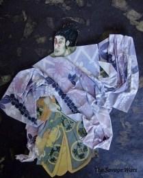 ghost scene in savage wars opera