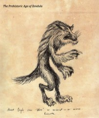 m werewolf bacata