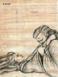miles and wisteria kiss e scroll