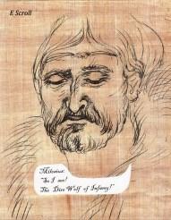 milesius contempt scene e scroll