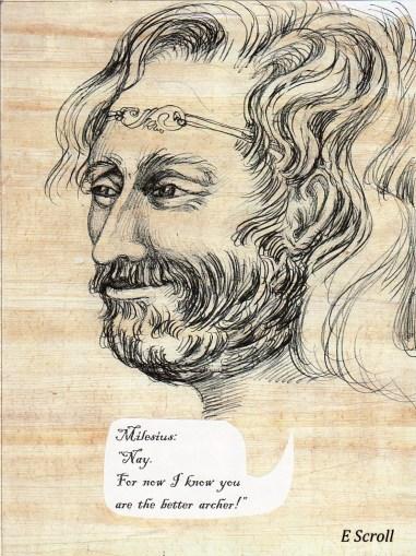 milesius smiles e scroll
