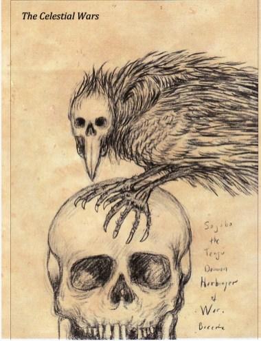 paranormal raven