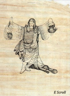 wisteria dances e scroll