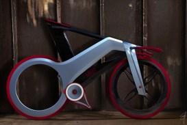 Prototype de vélo