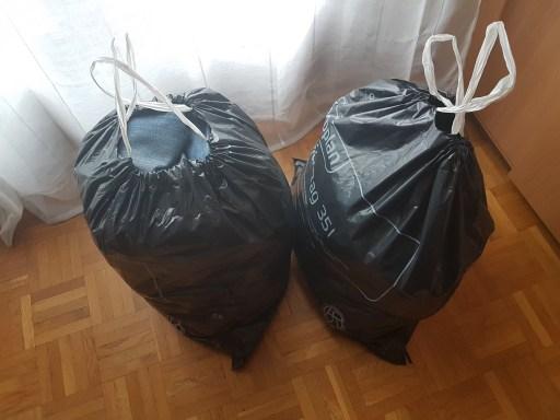 sac poubelle tri konmari