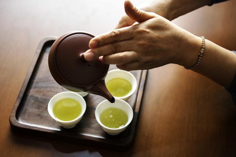 service thé japon