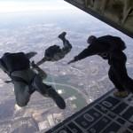 saut en parachute casser sa routine