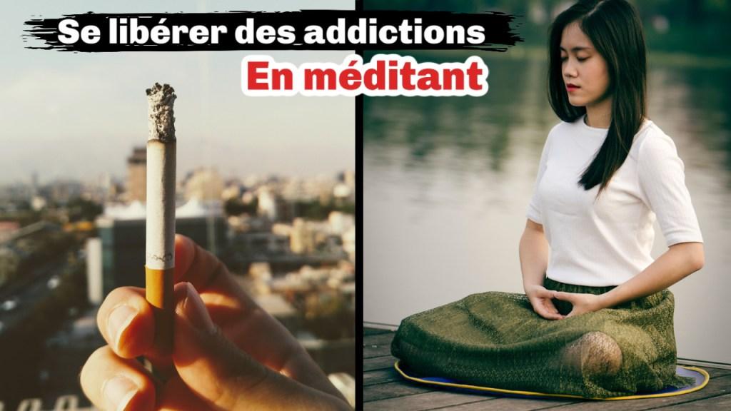 La méditation peut-elle vous aider à vous libérer de vos addictions?