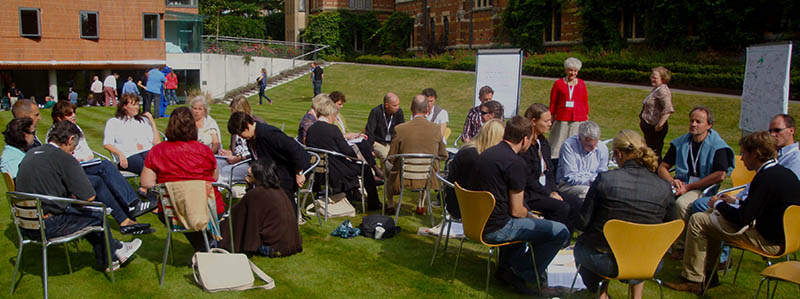 Facilitating peer support groups - Oxford