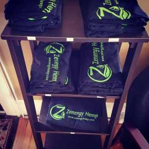 Zenergy Hemp T-Shirts