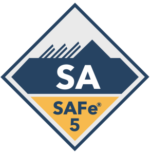 SAFe 5 Course Badges - SA
