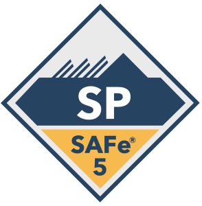 SAFe 5 Course Badges - SP