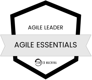 Agile Essentials - Leadership Badge