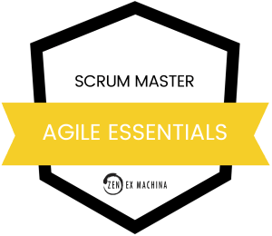 Agile Essentials - SM Badge
