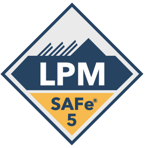 SAFe 5 Course Badges - LPM