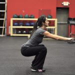 Workout with a Crossfit Flavor