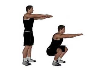 Body Squats