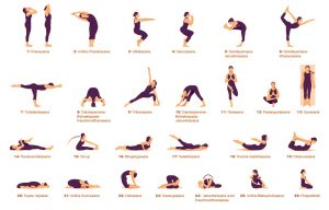 Yoga-Bikram-poses