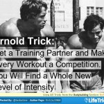 How To Find A Training Partner