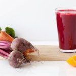 Carrot, Beetroot and Orange juice