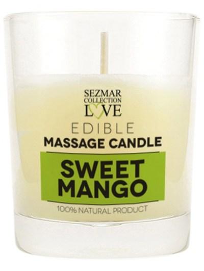 Bougie de massage mangue 100 ml