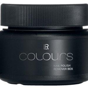 Nail Polish Remover-Box Pot de dissolvant pour les ongles