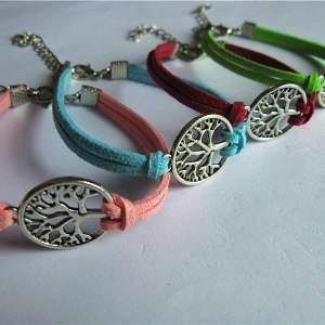 bracelet en cuire