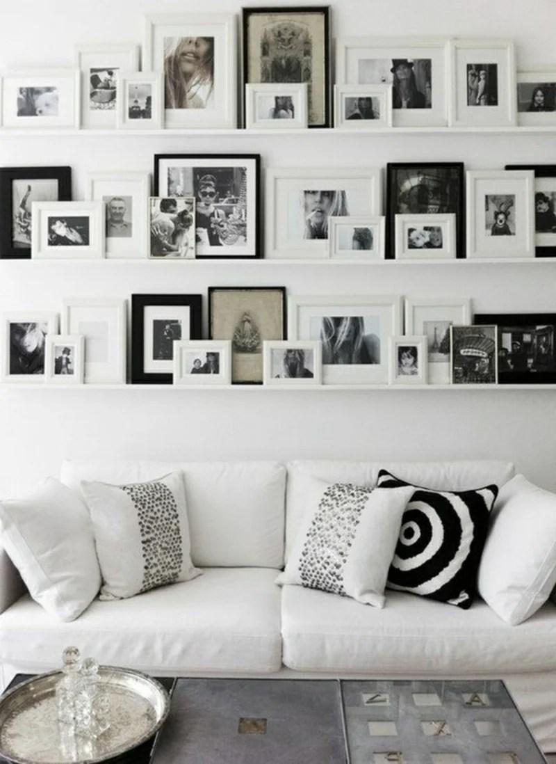 Bilderleisten Nichts Ist Kreativer Als Eine Wand Deko