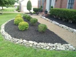 Gartengestaltung mit Steinen – praktische Tipps und 23 ...