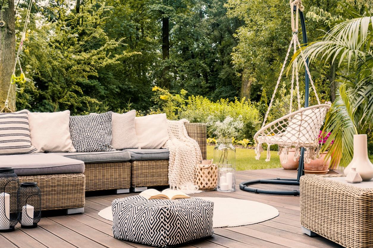 choisissez le meilleur mobilier de jardin pour l ete jardin maison zenidees