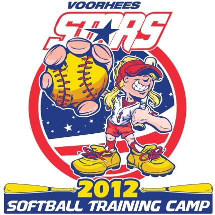 Stars Camp Shirt 2012