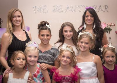 Ava & Mia's Princess Party