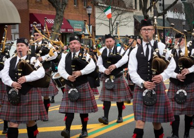 Somerville St Patrick's Day Parade 2016