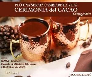 Cerimonia del cacao