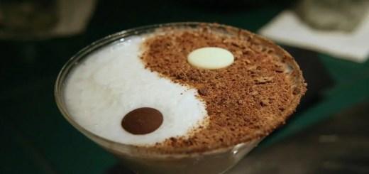 Andrew Magill, Yin & Yang martini