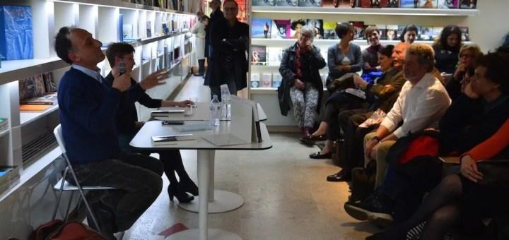 Paolo Subioli - Conferenza in libreria