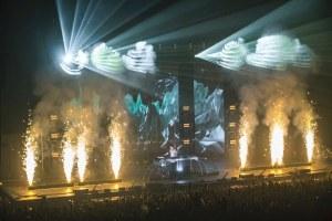 rental stage lighting pyrotechnics orlando zenith lighting