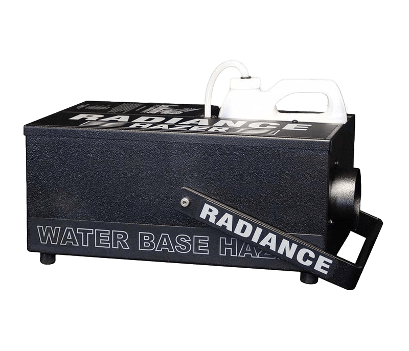 Radiance Hazer w fan rental