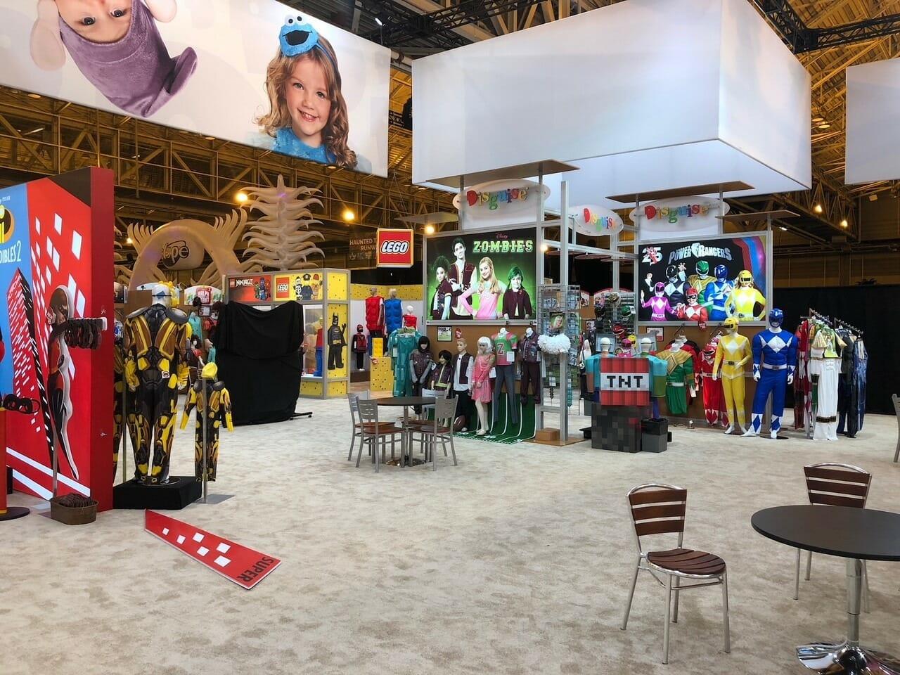 trade show booth lighting companies orlando zenith