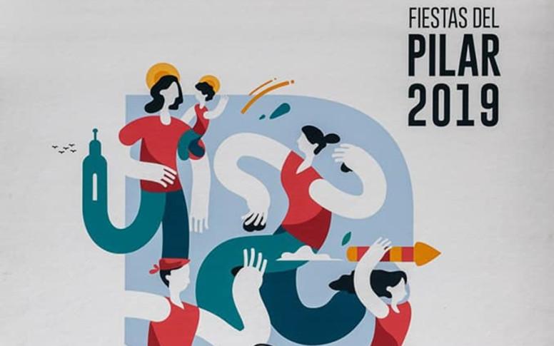 Fiestas del Pilar 2019 Zaragoza