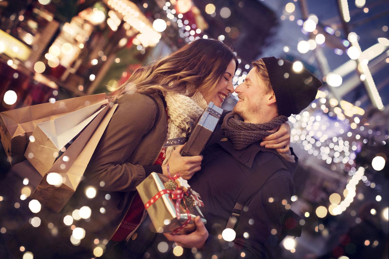 Las mejores calles para tus compras navideñas