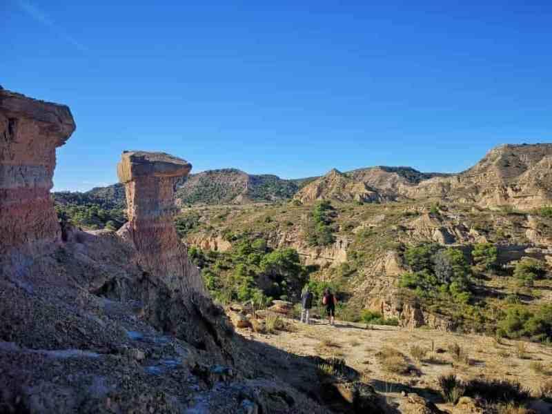Jubierre ruta por Monegros