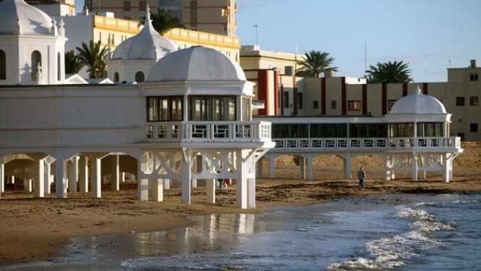 Balneario de La Palma Cádiz